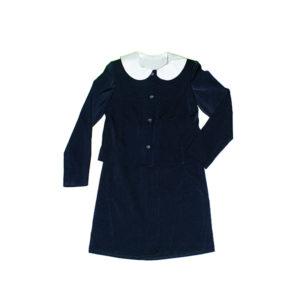 Классический школьный костюм для девочки.
