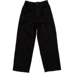 Классические черные брюки
