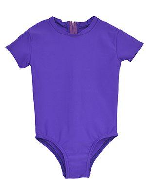 Фиолетовое боди